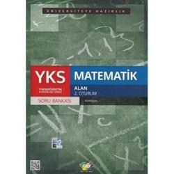 Fdd Yayınları - YKS Matematik Soru Bankası 2. Oturum Fdd Yayınları