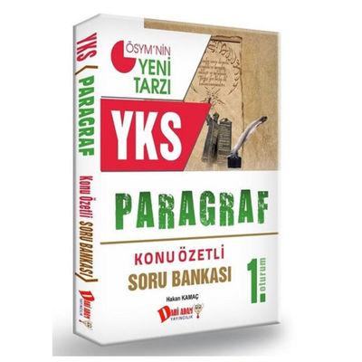 YKS Paragraf Konu Özetli Soru Bankası Dahi Adam Yayınları