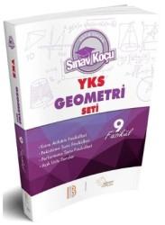 Benim Hocam Yayınları - YKS Sınav Koçu Geometri Konu Anlatımlı Soru Fasikül Seti Benim Hocam Yayınları