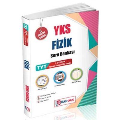 YKS TYT 1. Oturum Fizik Soru Bankası Lider Plus Yayınları