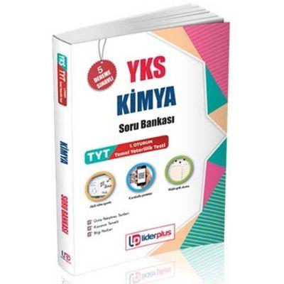 YKS TYT 1. Oturum Kimya Soru Bankası Lider Plus Yayınları