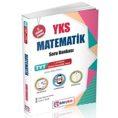 YKS TYT 1. Oturum Matematik Soru Bankası Lider Plus Yayınları