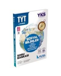 Muba Yayınları - YKS TYT 1. Oturum Sosyal Bilimler Soru Bankası