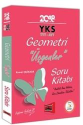 Yargı Yayınları - YKS TYT - AYT Geometri Üçgenler Soru Kitabı Yargı Yayınları