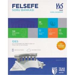 Teas Press - TYT Felsefe Soru Bankası Teas Press Yayınları