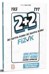 Benim Hocam Yayınları - YKS TYT Fizik 2 Artı 2 Soru Destekli Özet Konu Yaprakları Benim Hocam Yayınları