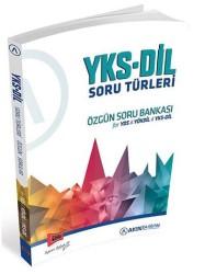 Akın Dil Eğitim - YKSDİL Özgün Soru Bankası Akın Dil Yargı Yayınları