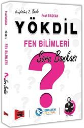 Yargı Yayınları - YÖKDİL Fen Bilimleri Soru Bankası Yargı Yayınları