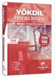 Modadil Yayınları - YÖKDİL Fen Bilimleri Tüm Konular Tek Kitapta Soru Bankası Modadil Yayınları