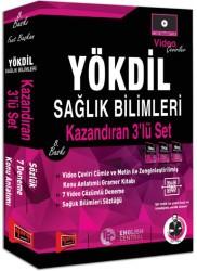 Yargı Yayınları - YÖKDİL SAĞ.BİL.KAZANDIRAN 3LÜ SET