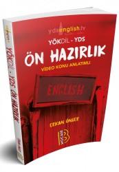 Benim Hocam Yayınları - YÖKDİL YDS Ön Hazırlık Video Konu Anlatımlı Benim Hocam Yayınları