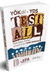 Benim Hocam Yayınları - YÖKDİL - YDS Test All Tüm Soru Türleri Özgün Soru Bankası
