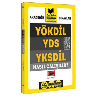 YÖKDİL YDS YKSDİL Akademik Sınavlar Nasıl Çalışılır Yargı Yayınları