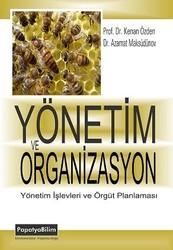 Papatya Yayıncılık - Yönetim ve Organizasyon