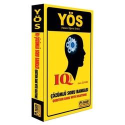 Tasarı Yayıncılık - YÖS - YÖS IQ Çözümlü Soru Bankası