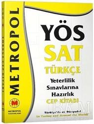 Metropol Ankara Yayınları - YÖS SAT Türkçe Cep Kitabı