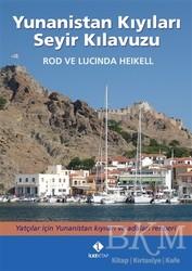 İlke Basın Yayım - Yunanistan Kıyıları Seyir Kılavuzu
