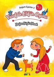 Semerkand Çocuk Yayınları - Yusuf ile Elif'in Oyunu - Doğru Sözlü Olmak