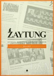 April Yayıncılık - Zaytung Almanak 2014 - 2015