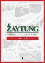 April Yayıncılık - Zaytung Almanak 2016 - 2017