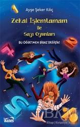 Kanes Yayınları - Zekai İşlemtamam ile Sayı Oyunları