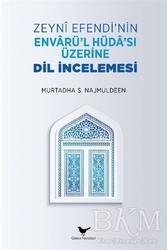 Günce Yayınları - Akademik Kitaplar - Zeyni Efendi'nin Envarü'l-Hüda'sı Üzerine Dil İncelemesi