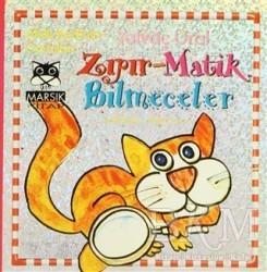Marsık Kitap - Zıpır-Matik Bilmeceler Akıllı Kedinin Oyunları