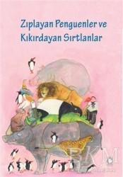 KitapSaati Yayınları - Zıplayan Penguenler ve Kıkırdayan Sırtlanlar